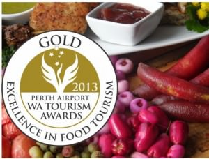 Bushfood Factory - Gold Award